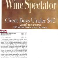 Prova Wine SpectatorG
