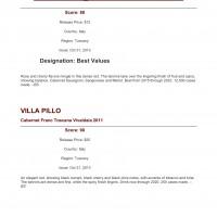 Wine Spectator 2013