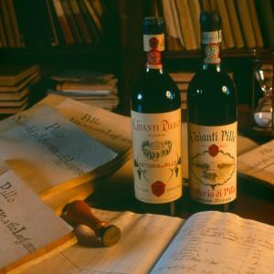 bottiglie vecchie