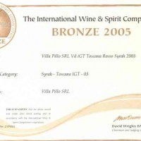wine and spirit syrah 03G