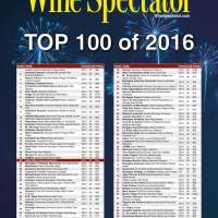 wine spectator's top